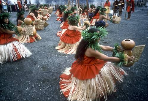 danse hawaii