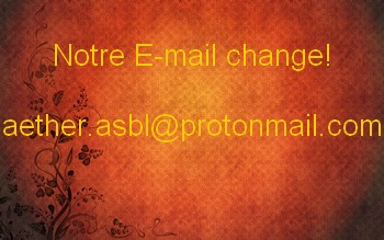 nouvelle adresse: aether.asbl@protonmail.com